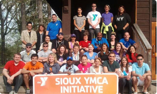 The Sioux YMCA Initiative - one