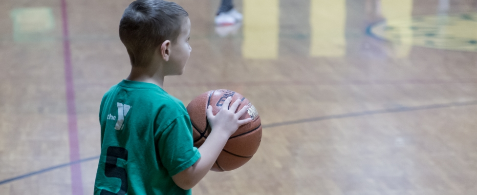 YMCA Basketball Skill Development